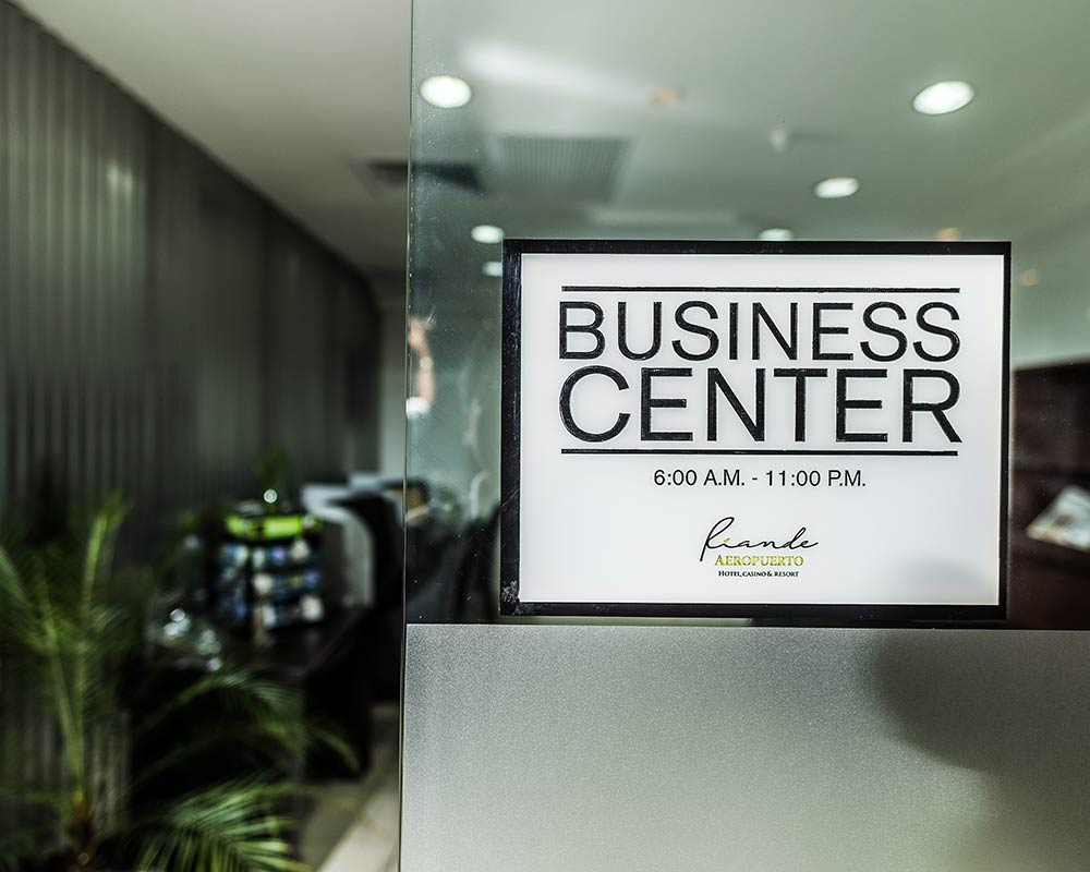 Business Center 1 - Riande Aeropuerto